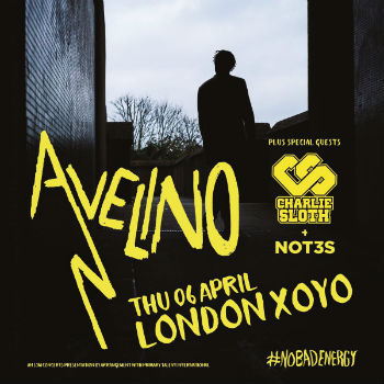 @OfficialAvelino @XoyoLondon