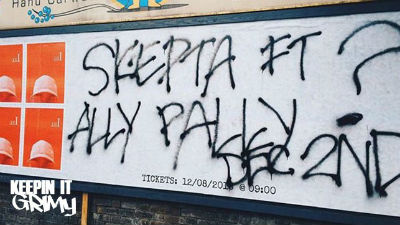 Skepta/Alexandra Palace (@YourAllyPally) – And Indeed It Was A Shutdown !!!