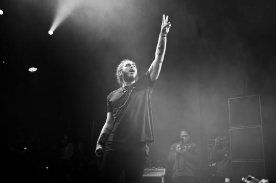 Post Malone / Electric Brixton (Dec 2016)
