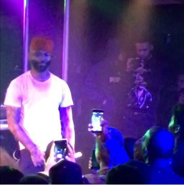 Joe Budden @Dingwalls Camden / Feb 2017