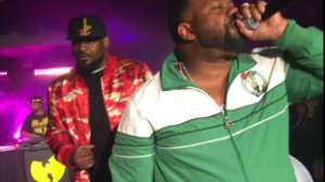 Ghostface Killah / Raekwon @TheBox (Soho)
