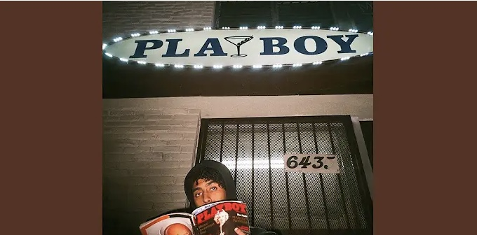 Pharaoh Santana – 'Playboy'