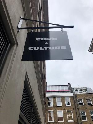 Code + Culture Exhibition !